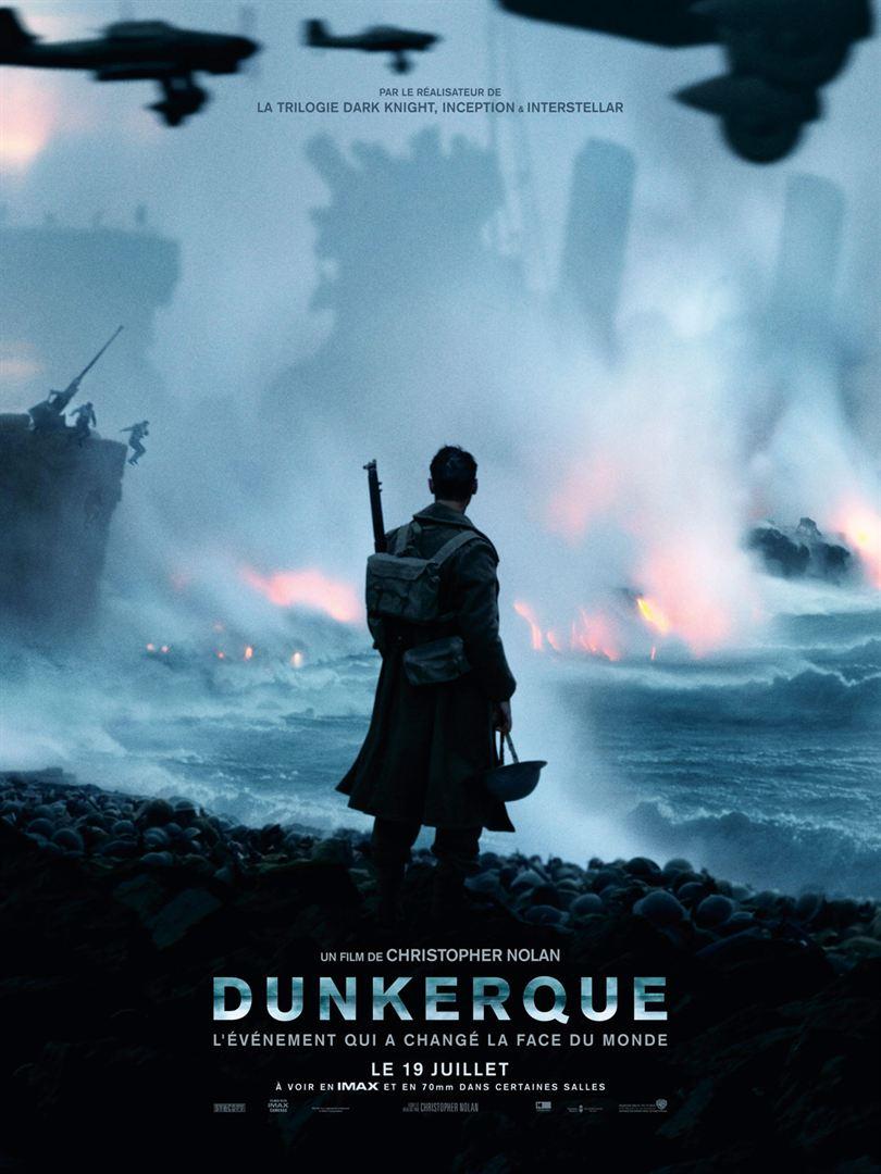 Le long métrage, qui s'inspire de la Bataille de Dunkerque - aussi connue sous le nom de Opération Dynamo - qui s'est déroulée entre le 27 mai et le 4 juin 1940 dans le nord de la France est porté par Tom Hardy, Cillian Murphy, Mark Rylance, Harry Styles ou encore Kenneth Branagh.