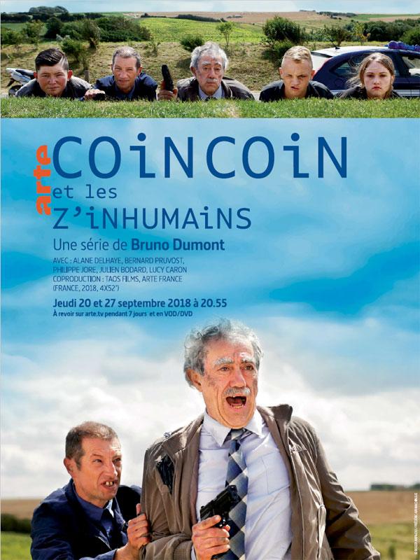 Suite à la découverte inexpliquée d'un magma extraterrestre, Quinquin, qui se fait désormais appeler Coin Coin, et les inspecteurs Roger Van der Weyden et Rudy Carpentier se retrouvent embarqués dans une nouvelle et folle aventure policière et existentielle…
